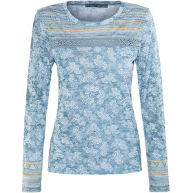 Prana Tilly Longsleeve Shirt Women blue
